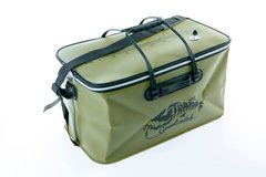 Сумка рыболовная Tramp Fishing bag EVA Avocado - L