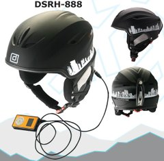 Шлем Destroyer DSRH-888HiFi S(53-54)